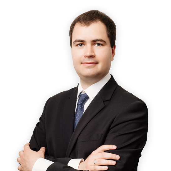 Mgr. Maxim Melkonov